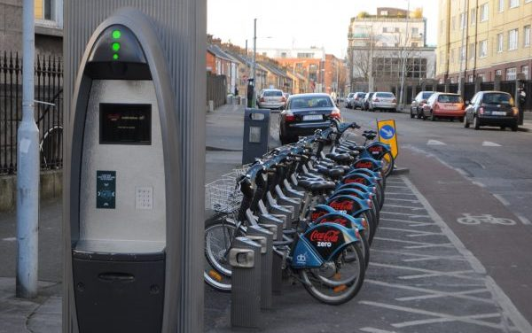 Dublin Bikes: Uma opção barata e prática