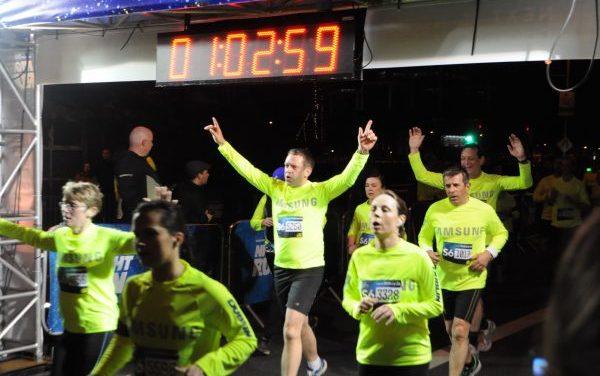 Mais de 7 mil participam da maratona Samsung Galaxy S6