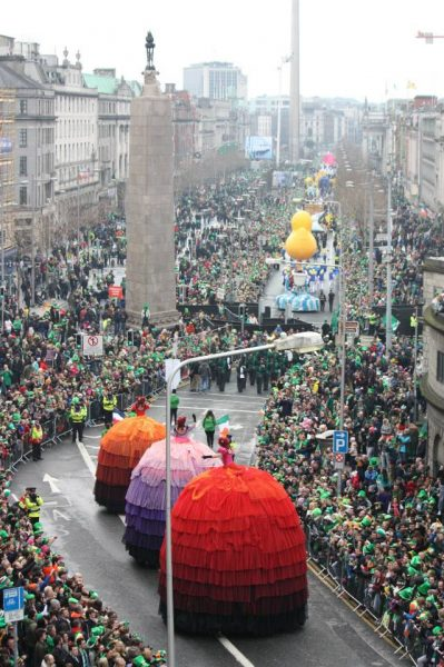 st.patrick´s day parade