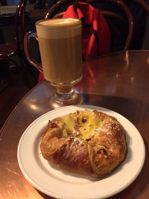 Cafés em Dublin