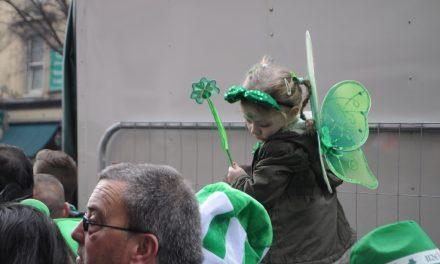 "St Patricks Day: O ""carnaval"" verde"
