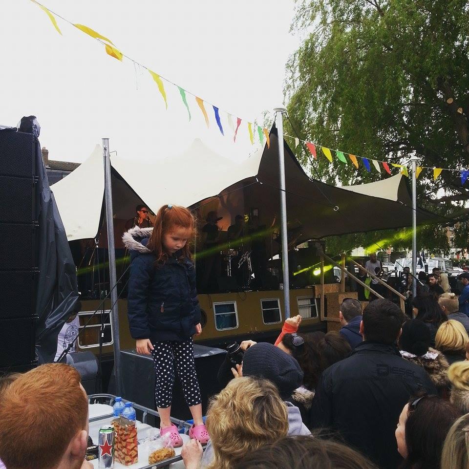 Canalaphonic festival for Portobello e Rathmines