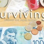 Surviving without too much money