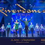 Riverdance está chegando!