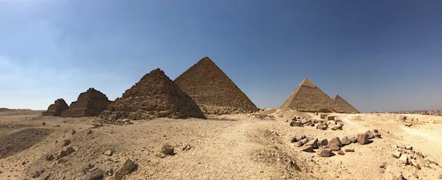Egito: Entre o Amor e o Ódio
