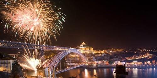 Porto e a Festa de São João
